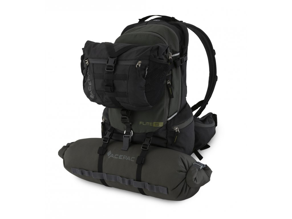 Flite 10 - Carry more strap system