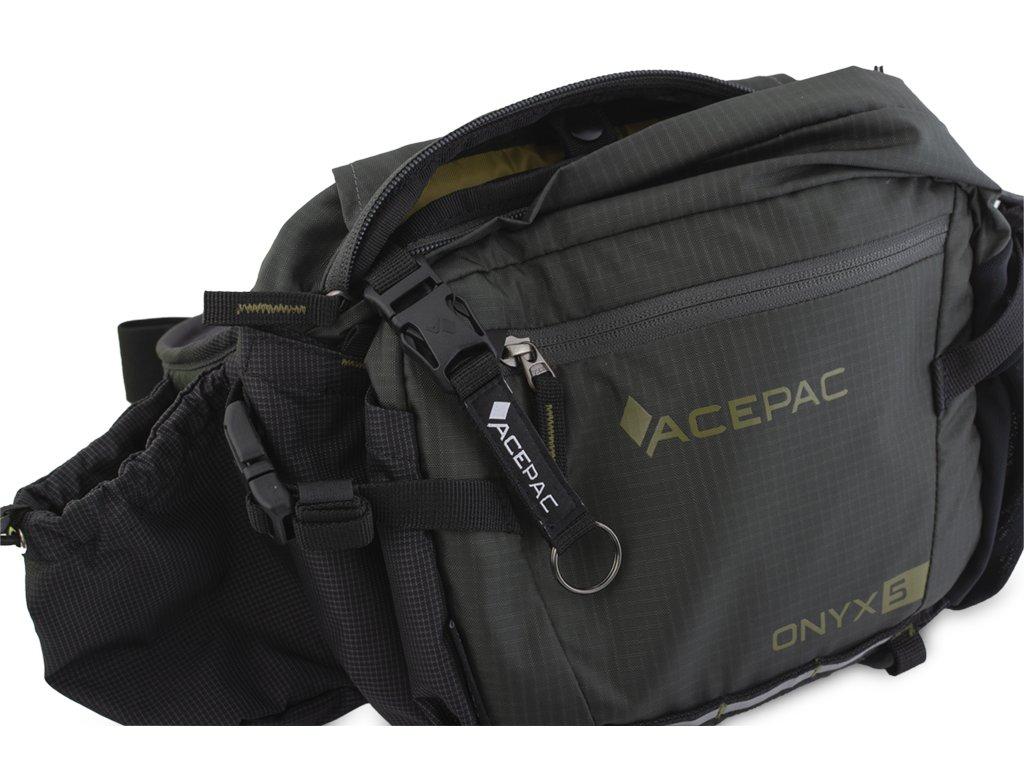 Onyx 5 - klíčenka Clip On, kompatibilní s ostatními batohy Acepac