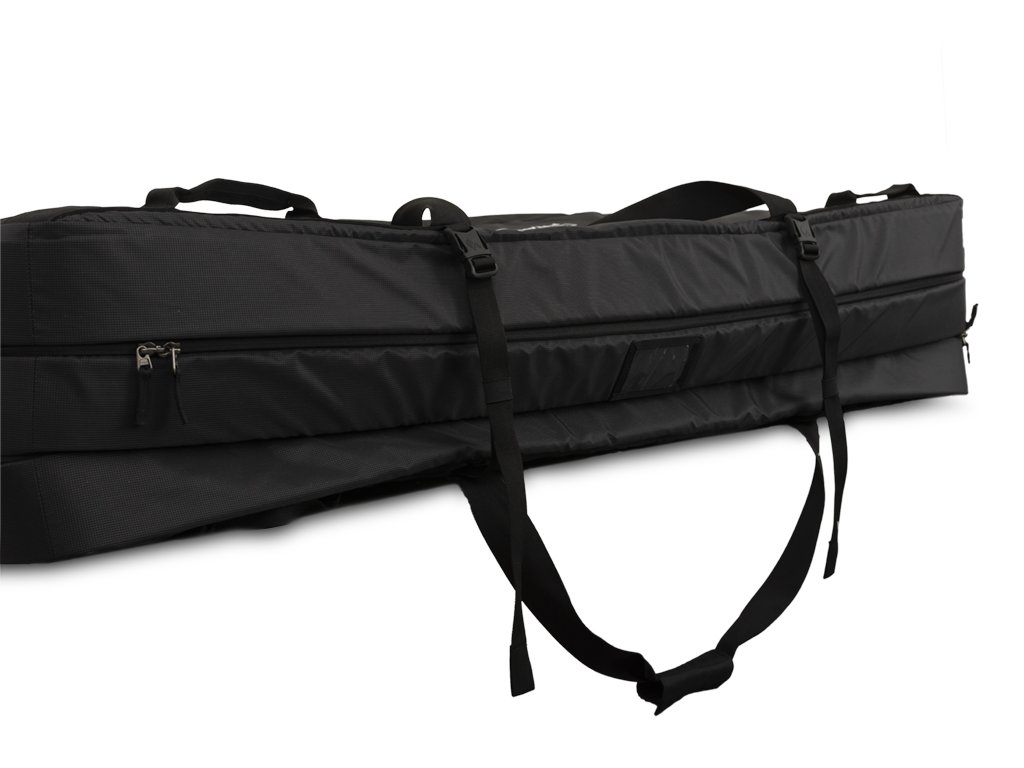 Bike transport bag - stahovací popruhy