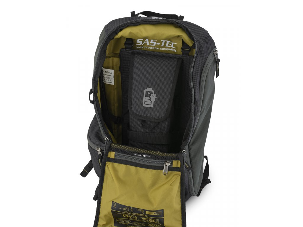 Battery case - Zam 15 exp